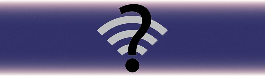 broken wi-fi